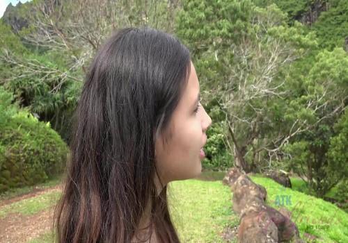 Zaya Cassidy – Virtual Vacation Episode 540 – Kauai Part 6/8 (ATKGirlfriends/2017)