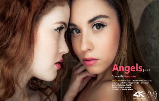 Adel C, Sabrisse Amorous – Angels Vol 2 Episode 4 – Amorous (VivThomas/2017)