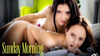 Anie Darling, Lady Bug – Sunday Morning (SexArt/2018)