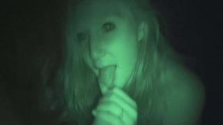 April Harmon – Night Vision Anal Hookup (DTFSluts/2019)