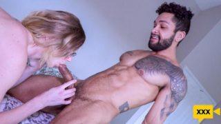 HotGuysFuck 04 01 2021 Abbi Richards – Hung Stephen Mann Gives Abbi Richards The Biggest Cock Of Her Life